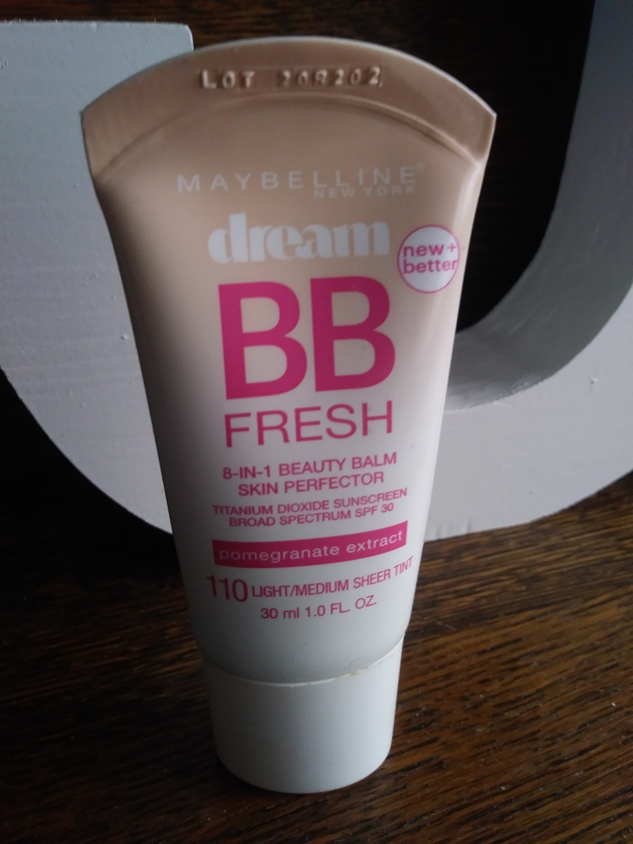 Product Review – Maybelline Dream BB Fresh 8-in-1 Skin Perfector