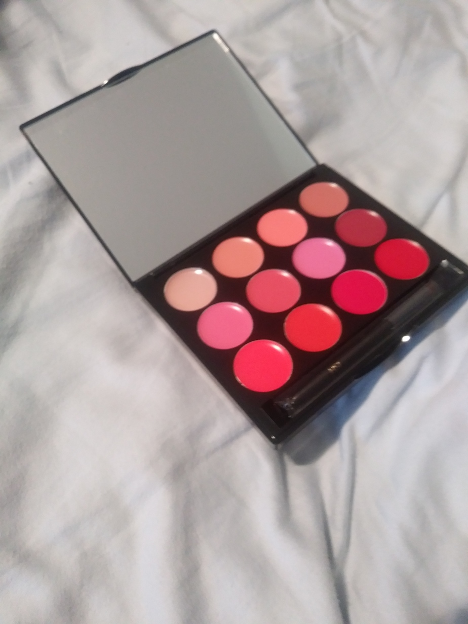 Product Review – ISH Lip Statement Palette